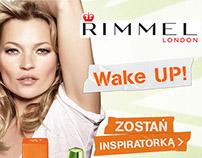 COTY | Rimmel WakeMeUp | Launch | 2015