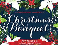Women's Christmas Banquet Logo