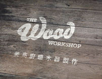 The Wood Workshop Rebrand