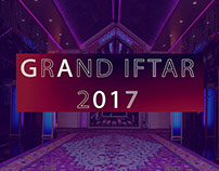 Grand Iftar Event 2017 Dubai