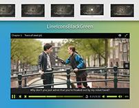 Responsive HTML5 YouTube Vimeo Video Player