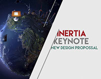 Inertia | Keynote & Powerpoint Presentation Template