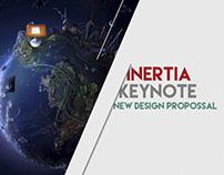 Inertia | Keynote & Powerpoint Presentation Template