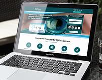 Cronos Optix | Landing Page