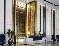 Hotel Lobby TV Spot