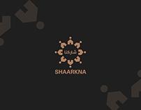 SHAARKNA LOGO & IDENTITY