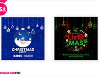Christmas Social Media