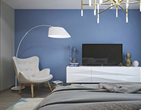 Bedroom design _Spb
