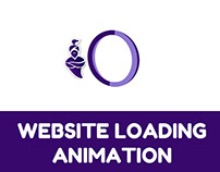 Website Loading Animation by Md Mahadi