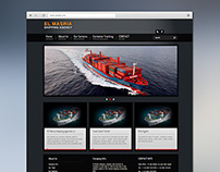 Elmsaria Shipping Website
