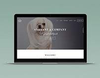 Sniffany & Company web