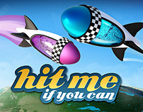 HIT ME IF YOU CAN - An All New Social Action Game !