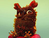 Owl Needs No coffee