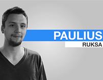 Paulius V Rukša