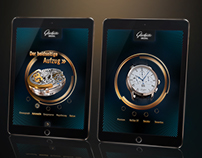 "Glashütte Original Appdesign ""Kaliber 37"""