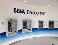 BBVA Bancomer branch in Tesistán, Jalisco.