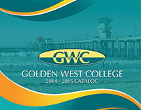 Golden West College Catalog 2014-2015 - Graphic Design