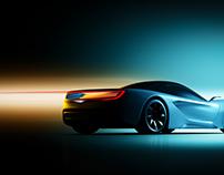 WIP - Honda NSX Concept