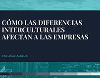 Diferencias Interculturales Afectan a Las Empresas