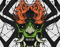 T-shirt Design - Vector