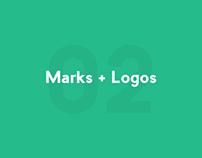 Marks + Logos 02