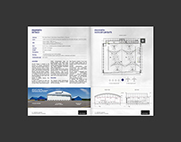 Corporate booklets (various)