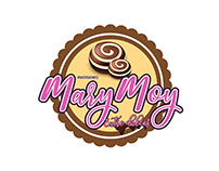 Logotipo realizado para MaryMoy
