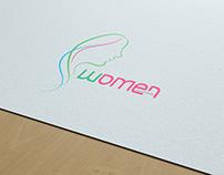 Women Logo Design #22 Mar 2019_Creative Design Rejaul