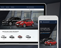 Showroom Peugeot