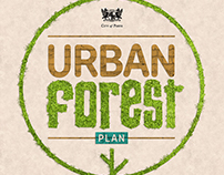 Urban Forest Infographic