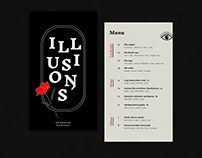 Illusions | Cocktails & Spirits