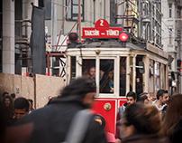 Istanbul -- Istiklal Street