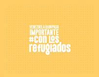 Campaña Conare - Acnur Venezuela