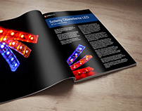 LED Strips | Commercial photography