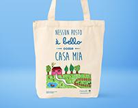 Charity shopper bag