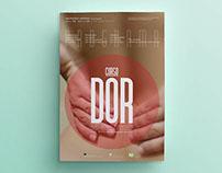 """Curso """"DOR"""" - FMUP - Poster design"""