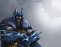 The Batbarian poster