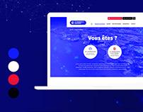 Ergonomie / UX UI design / Site de type annuaire