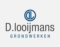 Logo D. Looijmans Grondwerken