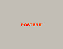 POSTERS¹¹