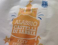 Sand Castels Event -  XXXV Edition - Alassio 2015