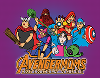 Avengermoms - Mother's day celebration