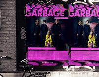 Garbage - Summer 2019 Tour Poster