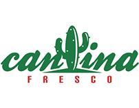 Cantina Fresco Logo Concept