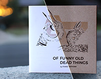 A-Z of Funny Old Dead Things: The Zine