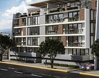 New Development in Polanco, Mexico City