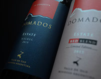 Packaging: Estate Malbec and Estate Red Blend