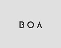 Boa - Branding