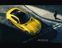 Mercedes-Benz GT AMG