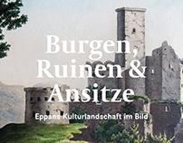 Exhibition – Burgen, Ruinen & Ansitze